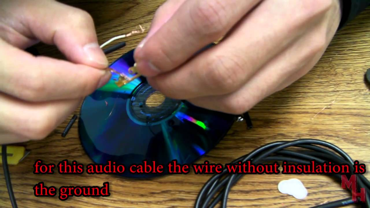 How To Fix Or Replace A Bad Audio Jack Cable Plug