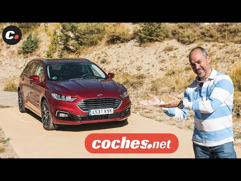 Ford Mondeo Hybrid Sportbreak| Prueba / Test / Review en español | coches.net