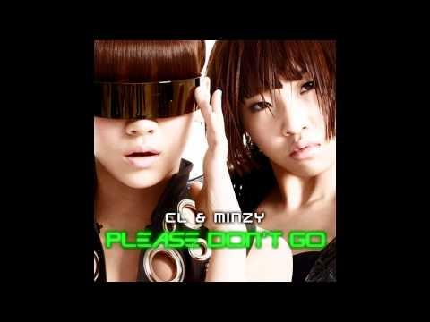 CL (씨엘) & Minzy (민지) - Please Don't Go ~Audio~