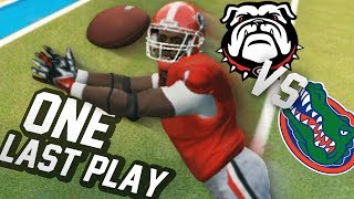 If He Catches This We LOSE // NCAA 14 Road to Glory #43