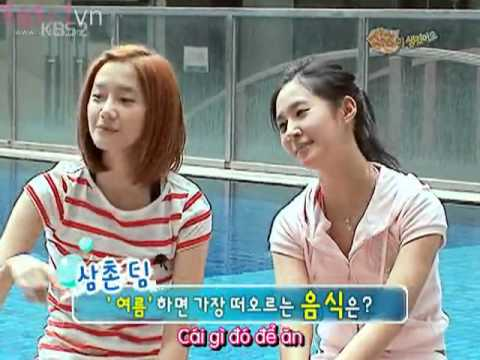 [SoshiVn] [Vietsub] I Have An Uncle - Yoonyul Cut