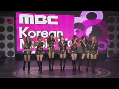 Girl's Generation - The Boys, Mr Taxi, Gee, YouTube Presents MBC K-pop concert 20120521