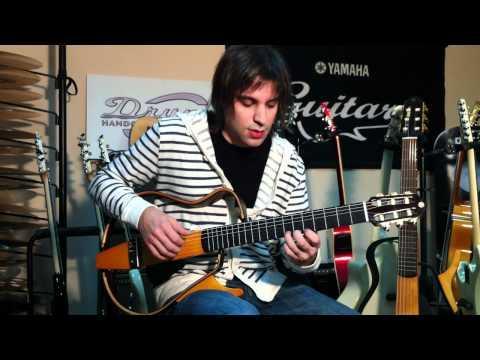 Miguel Rivera - Cómo tocar Nothing Else Matters (Metallica)- Parte I