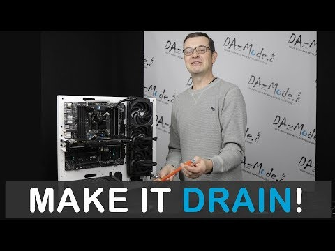Why and How to Make The Drain Point? - Complete Watercooling Guide (12)