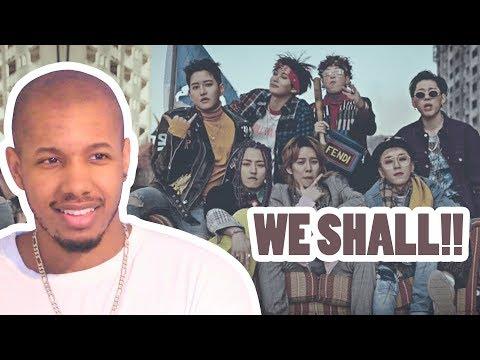 블락비 (BLOCK B) - SHALL WE DANCE MV REACTION