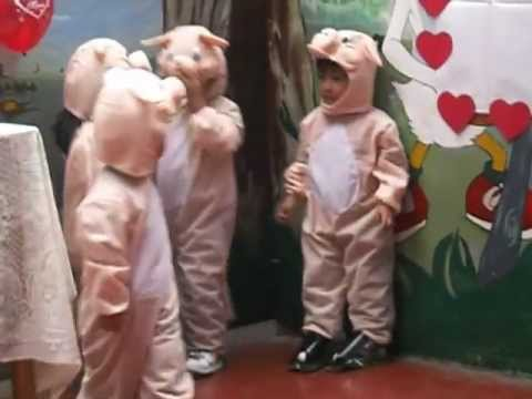 Como hacer disfraz casero y barato de PEPPA PIG !!!!! | Youtube