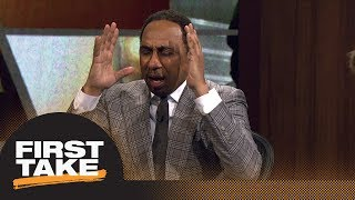 Stephen A. Smith goes off on Pistons: What the hell has happened to them? | First Take | ESPN