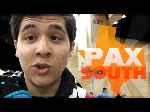 MO Goes to PAX South! YEEHAW