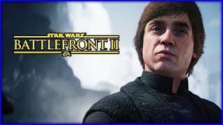 STAR WARS Battlefront 2 - Part 4 - Luke Skywalker