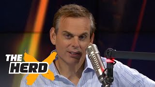 NFL O-line play is awful this year | THE HERD