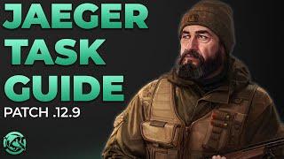 Ultimate Jaeger Task Guide - Escape from Tarkov