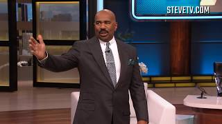 You Have To See Steve Harvey's Suit At His Senior Prom