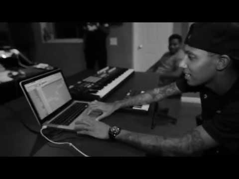 "Jahlil Beats ""The Making of Bobby Shmurda Hot Nigga Beat"" Shot by @MrBizness"