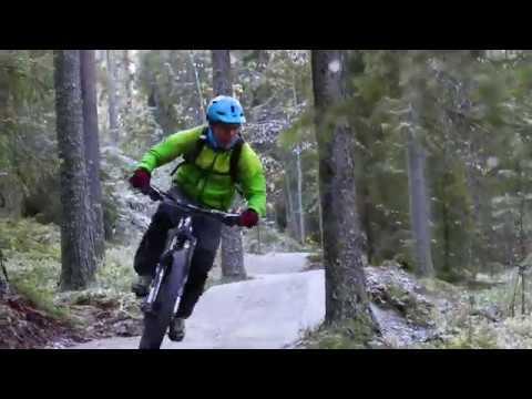 Bikepark Vitberget Skellefteå