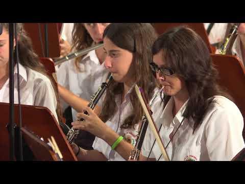 Kaprekar Sinfonía nº 1 CIM LA ARMÓNICA DE BUÑOL A Tres Bandes
