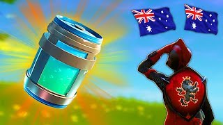 LEGENDARY CHUG JUG CHALLENGE! (Fortnite Battle Royale)