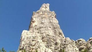 Campanile Val Montanaia, Sogno di Pietra - storia alpinismo Mauro Corona  ( anno 2002 )