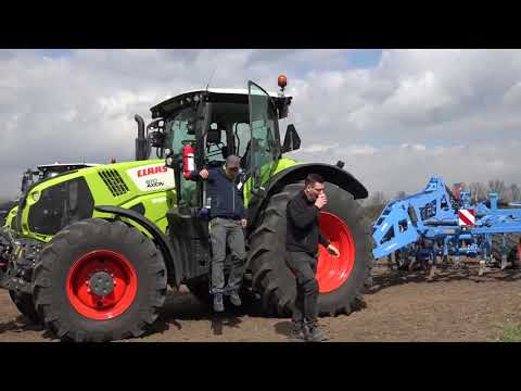 Tractor Camp 2018