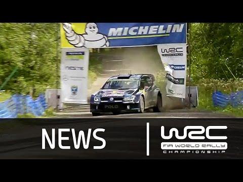 WRC - Neste Oil Rally Finland 2015: Powerstage SS 20