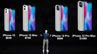 Apple iPhone 12 Release Date and Price