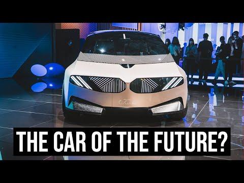 2040 BMW i Vision Circular - Design Overview | 4K