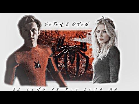 ❖ Peter & Gwen | As Long As You Love Me. [1k]