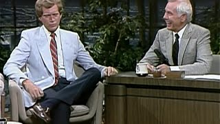David Letterman interview, Tonight Show with Johnny Carson - July 13, 1984