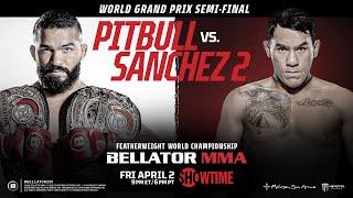 Main Card | Bellator 255: Pitbull vs. Sanchez II