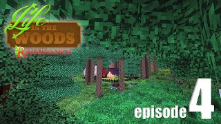 Life In The Woods (A Minecraft Adventure) - EP04 - New Discoveries!