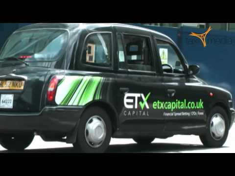 ETX Capital City Taxis Campaign