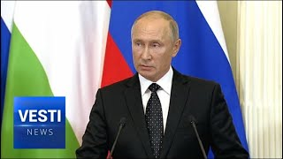 "Putin Clears the Air: Israel Undeniably to Blame for Il-20 Shoot Down in Syria, ""Hostile Actor"""