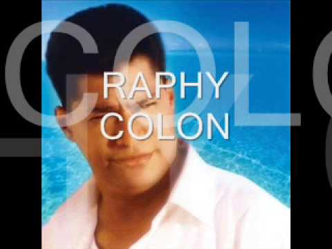 RAPHY COLON DE QUE ME PIERDO