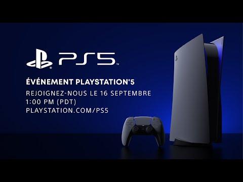 [FRANÇAIS] ÉVÉNEMENT PLAYSTATION 5