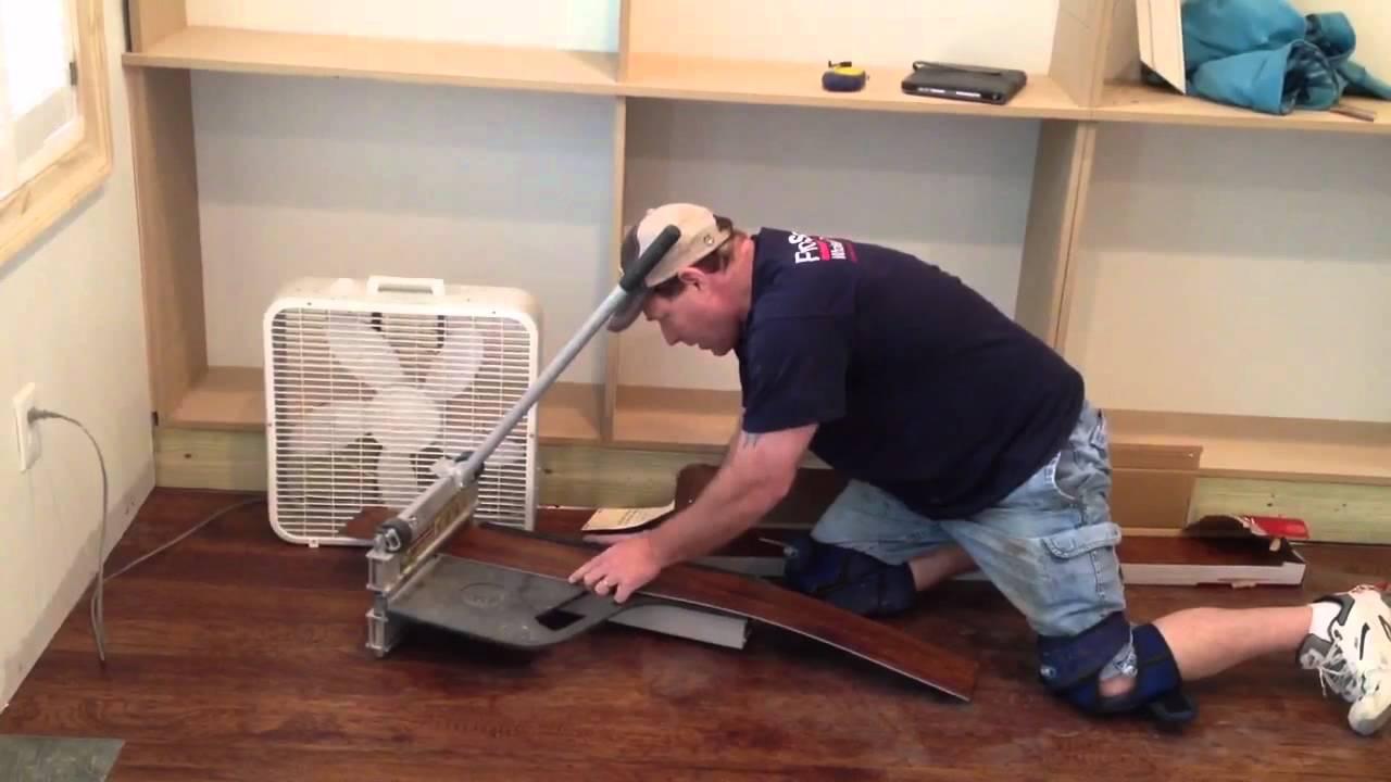 How To Install Adura Vinyl Plank Floors Youtube