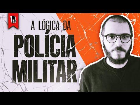 A lógica da Polícia Militar no Brasil | com Igor Leone