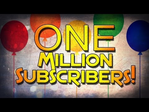 1 Million Subscribers! - Smashpipe Games