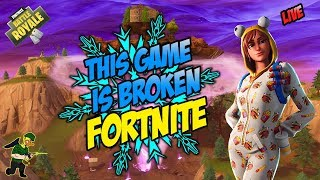 Winter Is Coming! Fortnite Battle Royale (PS4/Xbox)