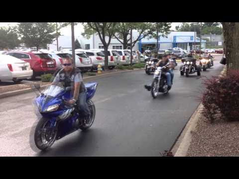 Sam Swope Charity Ride 2013