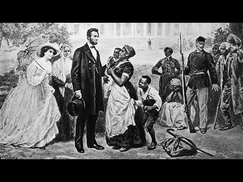 screenshot of youtube video titled The Reconstruction Amendments, Part 1 | History In A Nutshell