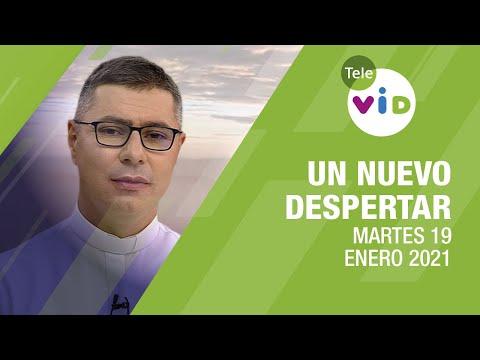 Un nuevo despertar 🌄 Martes 19 de Enero 2021, Padre Carlos Andrés Montoya - Tele VID