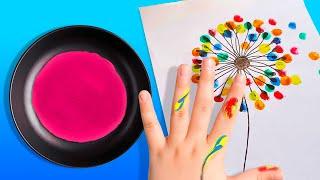 ZABAWNE TRIKI PLASTYCZNE DLA KAŻDEGOCzy masz zacięcie artystyczne? Jesteś tam? Nasz dzisiejszy filmik