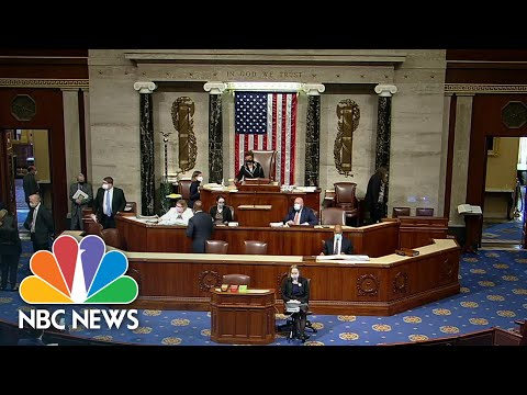 House Passes Bill To Decriminalize Marijuana | NBC Nightly News