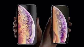 iPhone Xs and iPhone Xs Max — Introducing new iPhones 2018 - Apple