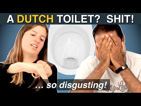 How to handle a DUTCH TOILET? photo