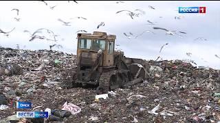 Уже через три года в Омской области могут появится три новых мусорных полигона