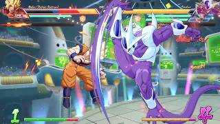Agu10Martinez (Trunks/Cooler/SS1 Goku) vs ushaunisbeast57 (Goku Black/Kid Buu/SS1 Goku)