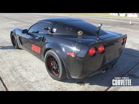 176mph Z06 - Bartley Motorsports - Texas Mile
