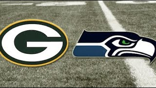 Green Bay Packers vs Seattle Seahawks Thursday Night Football Highlights (11/15/18)