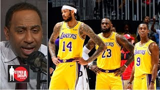 The Lakers are 'contaminating Hollywood' with their play | The Stephen A. Smith Show
