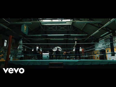 John Newman - Fire In Me (Acoustic / Repton Boxing Club)